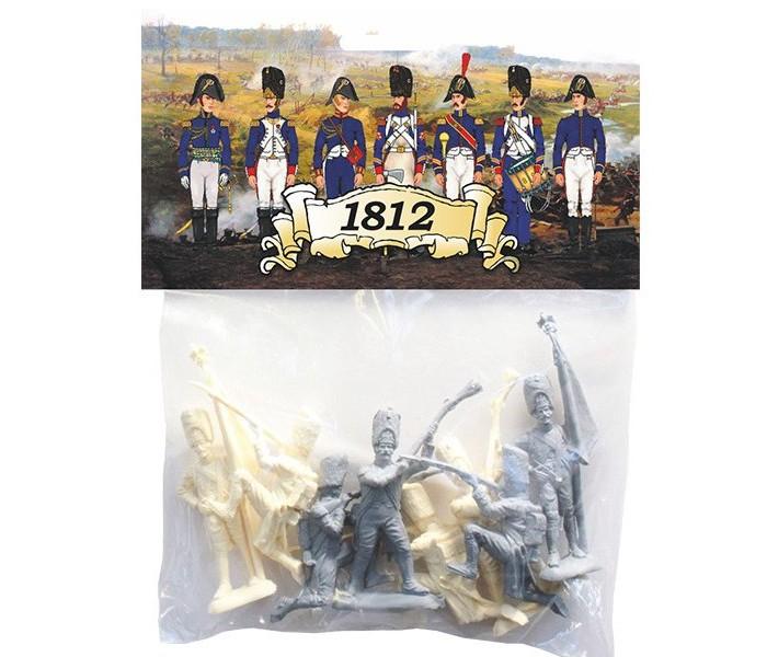 цена Игровые фигурки Биплант Солдатики Армия 1812 года онлайн в 2017 году