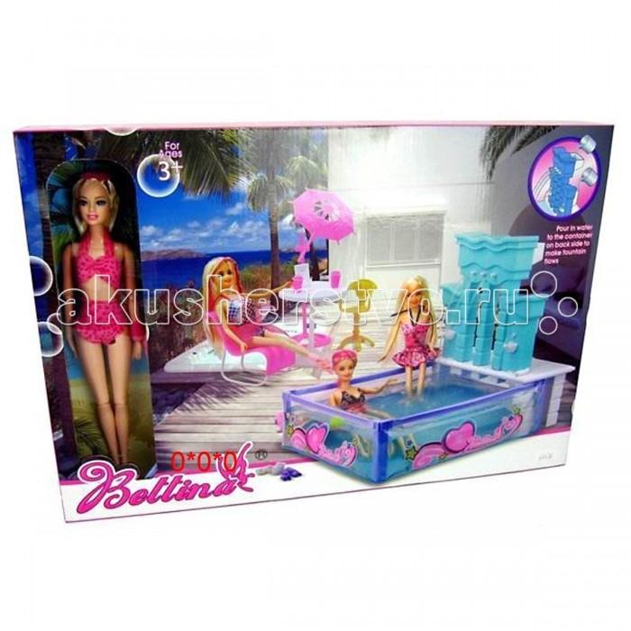Куклы и одежда для кукол Veld CO Кукла с бассейном