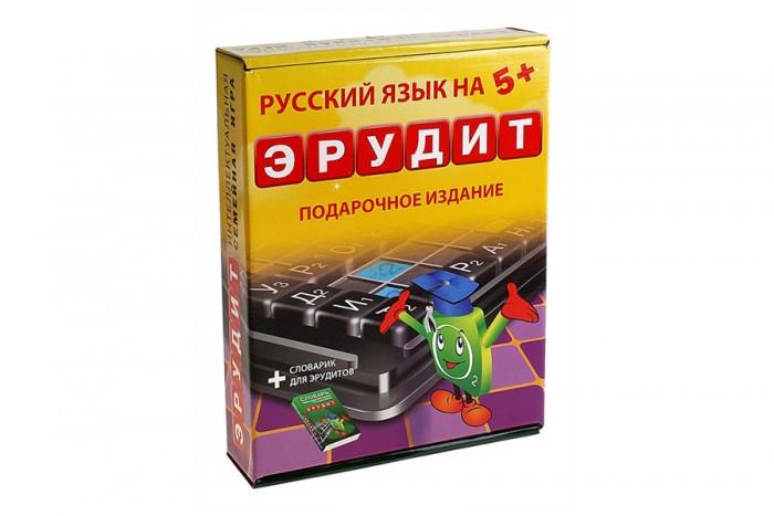Настольные игры Биплант Настольная игра Эрудит Подарочный набор 10008