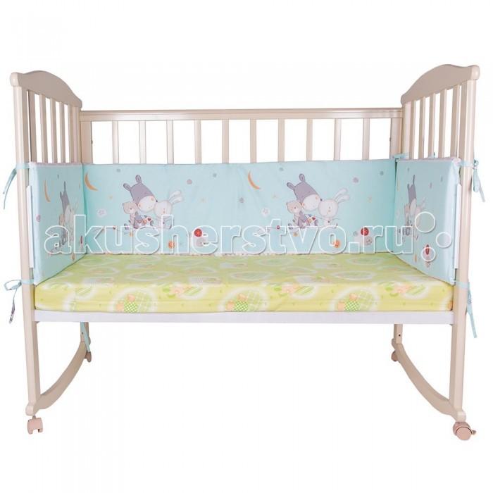 Фото - Комплекты в кроватку Soni Kids Лунные сны (7 предметов) комплекты в кроватку soni kids солнечные мишки 7 предметов