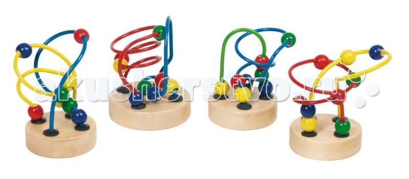 Развивающие игрушки Goki Игра развивающая Моторика малая 1 шт. развивающие игрушки goki шнуровка медвежата