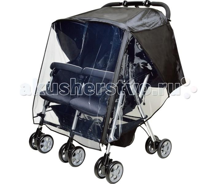 Детские коляски , Дождевики Combi для коляски Spazio Duo арт: 365292 -  Дождевики