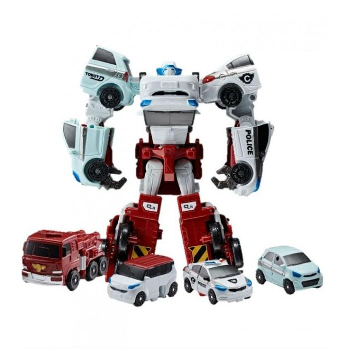 Купить Роботы, Tobot Робот-трансформер Мини Тобот Кватран