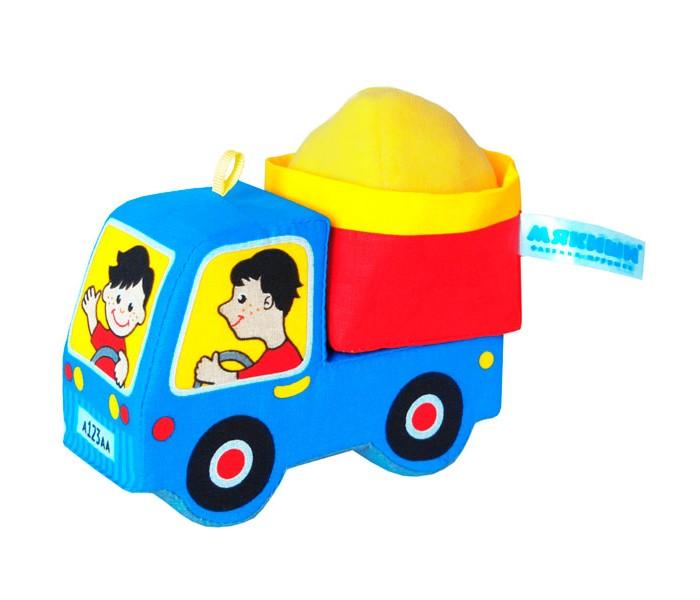 Развивающие игрушки Мякиши Грузовичок цена