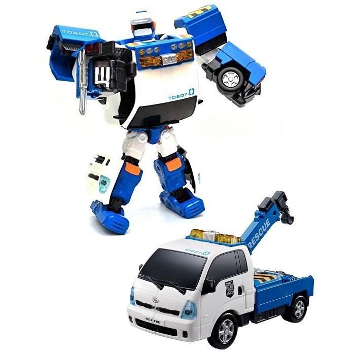 Tobot Робот-трансформер ZeroРобот-трансформер ZeroTobot Робот-трансформер Zero представляет собой великолепную игрушку, выполненную по мотивам знаменитого мультфильма.  Особенности: Благодаря детально проработанному конструктивному дизайну, а также наличию большого количества подвижных элементов, робота можно превратить в стильную модель легкового автомобиля.  Такая интересная функциональная особенность поможет сделать игровые сюжеты намного более захватывающими и динамичными. Космический воитель, прилетевший на Землю, готов выполнять любое секретное задание, придуманное ребенком, маскируясь под обычное на первый взгляд авто. У робота подвижные конечности, потому игра с ним будет выглядеть реалистично и натурально. Трансформация происходит весьма просто, поэтому ребенок может осуществлять ее самостоятельно. В соответствие с мультипликационным прототипом, данная игрушка имеет тщательно проработанный внешний вид. Игрушка изготовлена из качественных, ударопрочных материалов, окрашенных в насыщенные цвета с помощью специальных гипоаллергенных красителей. В процессе использования ребенок сможет развить мелкую моторику пальцев, а также хорошенько пофантазировать, придумывая увлекательные сюжеты для своей новой игрушки.<br>