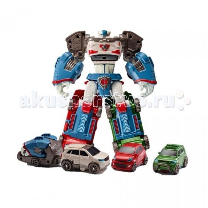 Tobot Робот-трансформер Мини Дельтатрон