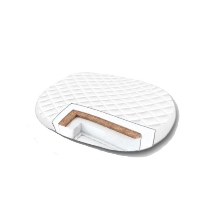 Постельные принадлежности , Матрасы AmaroBaby Soft Dream Ellipse 125х75 арт: 366018 -  Матрасы