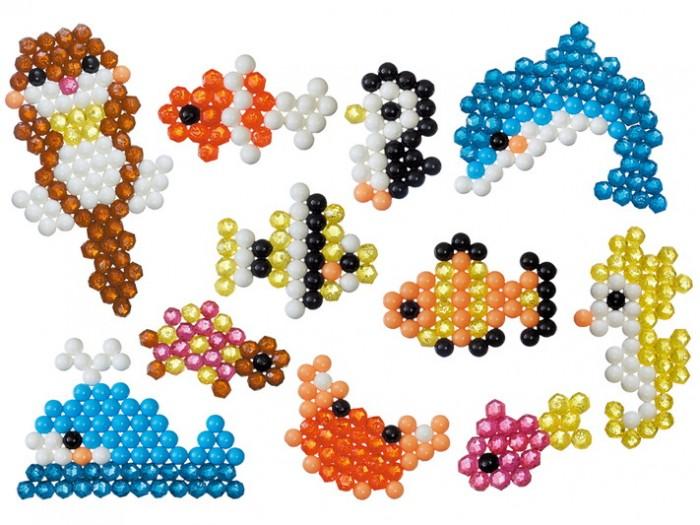 Фото Мозаика Aquabeads Набор бусин Морские животные мозаика aquabeads аксессуар ручка пинцет