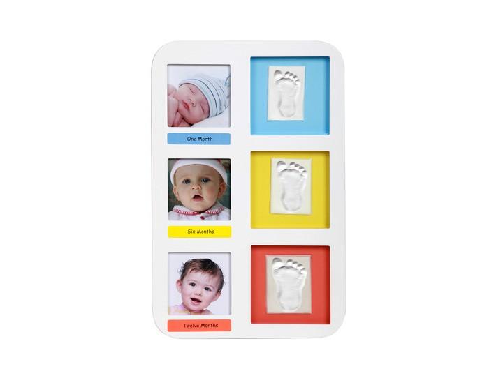 Детская мебель , Фотоальбомы и рамки Adora Рамка для фотографий и слепков Sweet арт: 366373 -  Фотоальбомы и рамки
