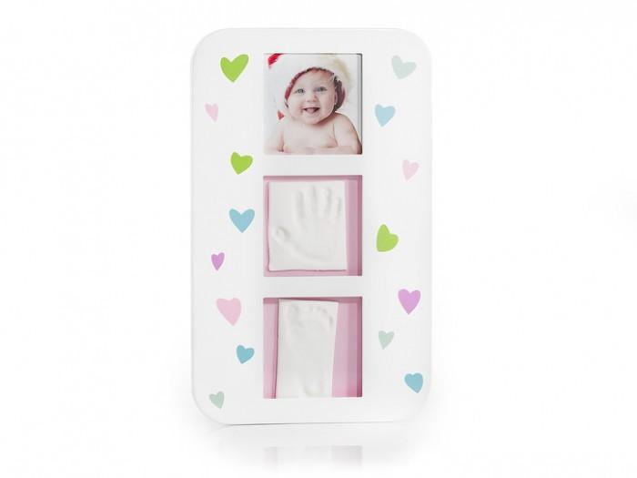 Детская мебель , Фотоальбомы и рамки Adora Рамка для фотографий и слепков Candy арт: 366378 -  Фотоальбомы и рамки