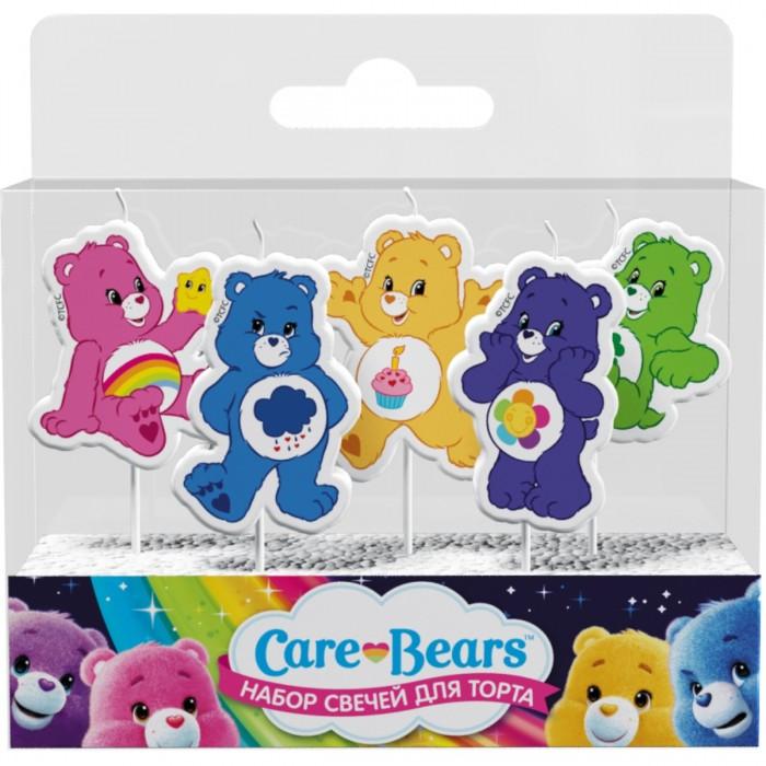 Товары для праздника Care Bears Набор свечей Заботливые мишки мишки из книжки набор мерлин