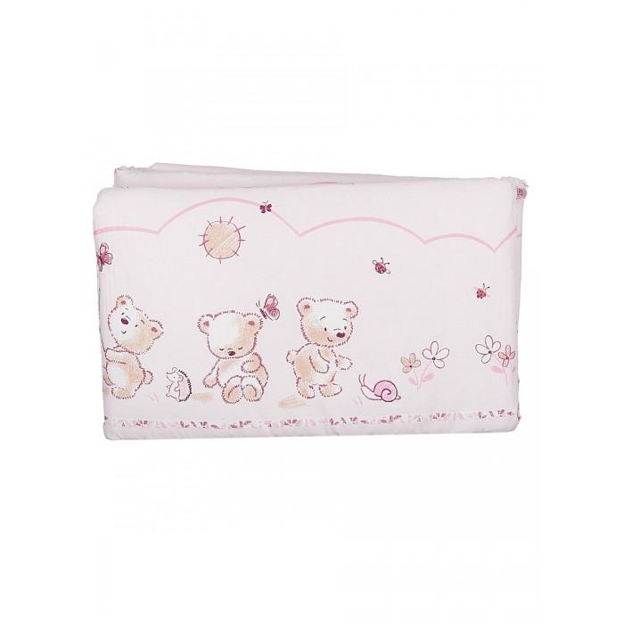 Бампер для кроватки Soni Kids Солнечные мишки