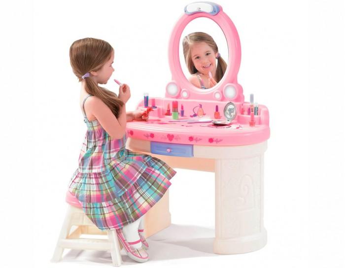 Step 2 Туалетный столик Маленькая Барби