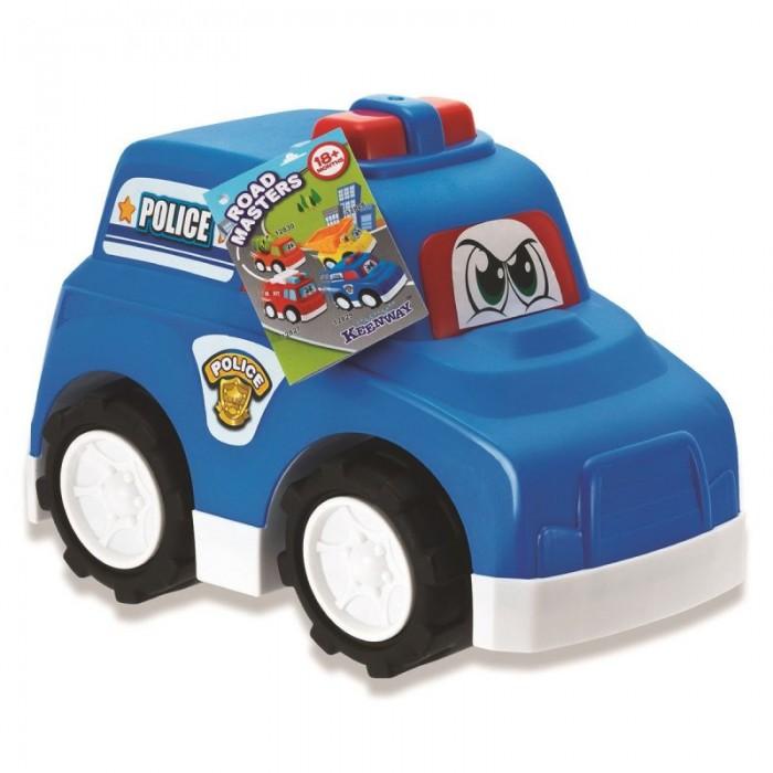 Машины Keenway Полицейская машина игрушка siku полицейская патрульная машина 8 1 3 6 2 9см 1352
