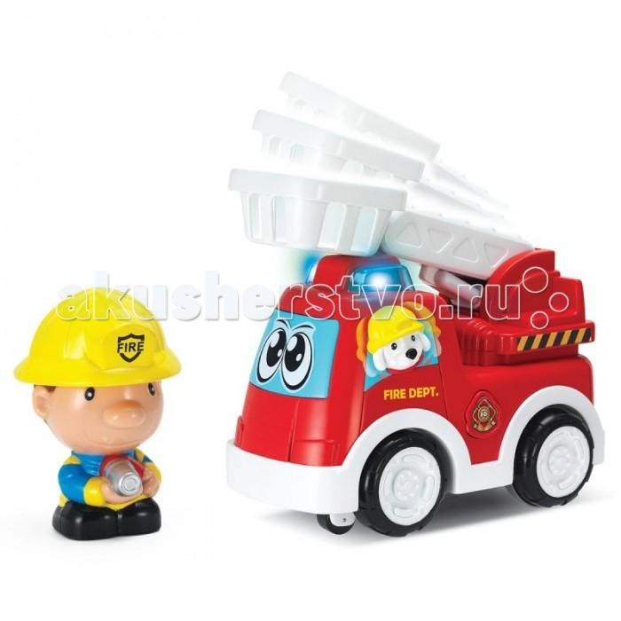 Машины Keenway Игровой набор Пожарный keenway развивающая игрушка собачья служба пожарный