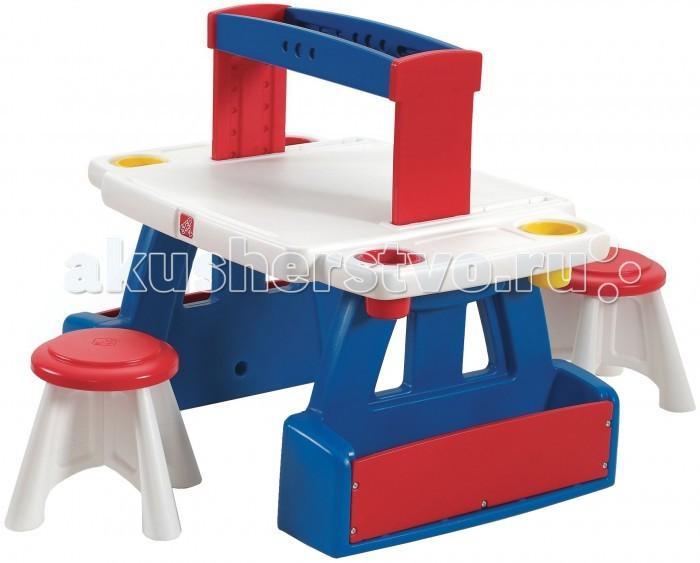 Детская мебель , Столы и стулья Step 2 Парта для детей Дуэт арт: 36750 -  Столы и стулья