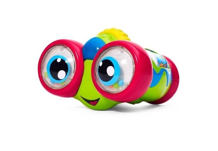 Музыкальные игрушки Chicco Бинокль электронные игрушки chicco детское радио