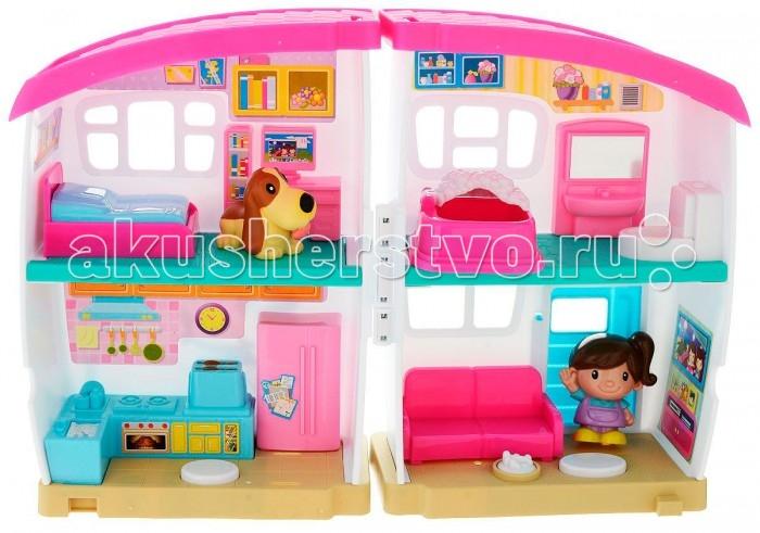 Игровые наборы Keenway Игровой набор Дом моей мечты keenway игровой набор кукольный дом keenway