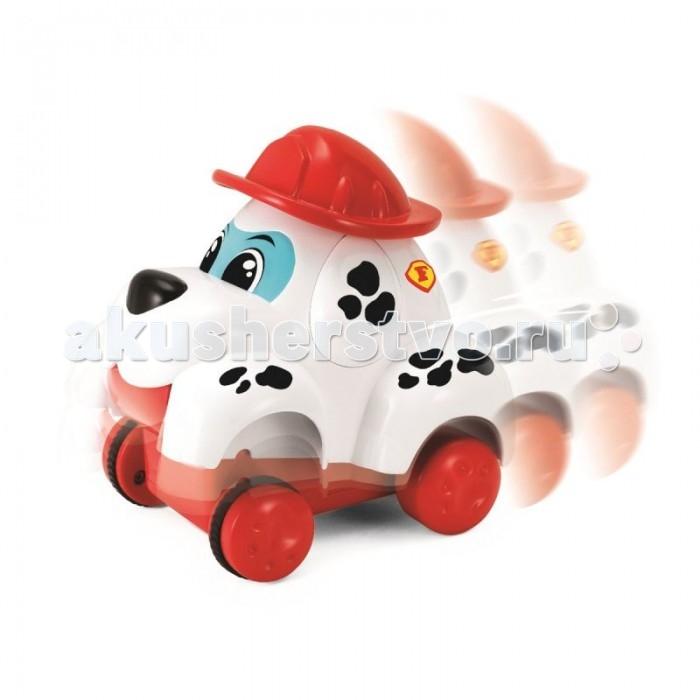 Машины Keenway Машинка Нажми и поедет Собака-пожарный
