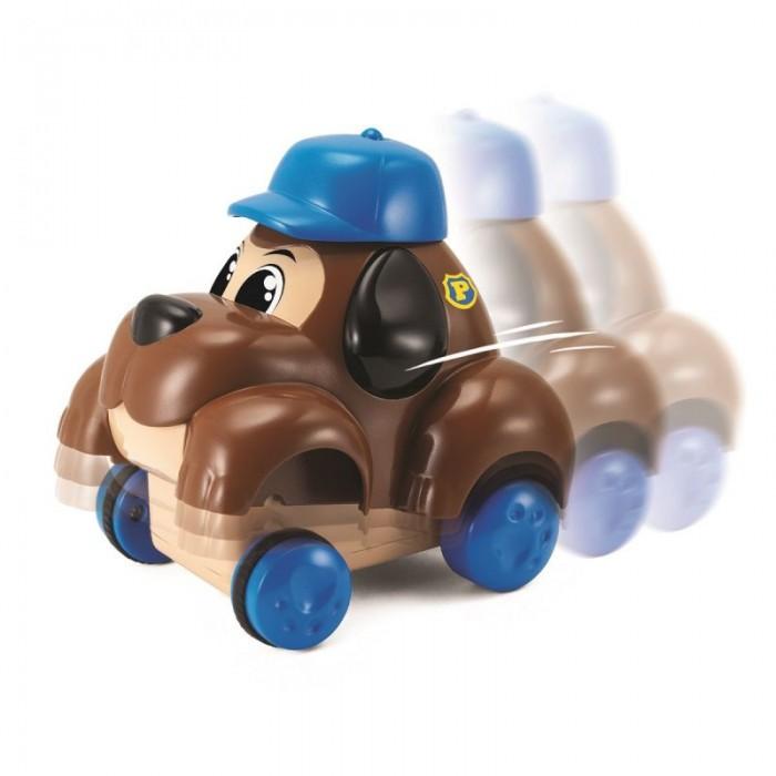 Машины Keenway Машинка Нажми и поедет Полицейская собака универсальная соковыжималка polaris pea 0818al crystal