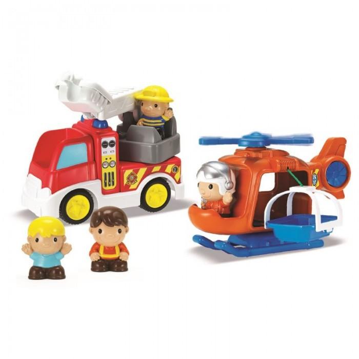 Игровые наборы Keenway Игровой набор Спасатели 911 (малый)