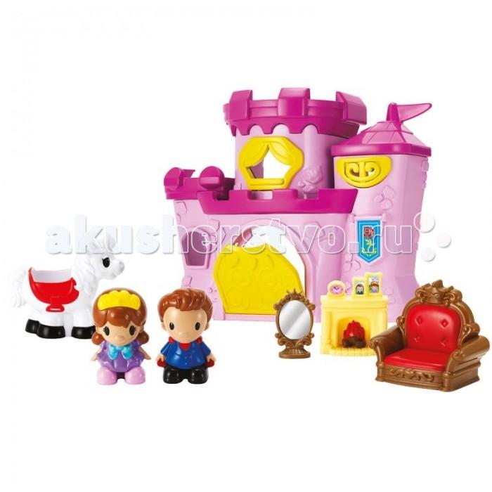 Игровые наборы Keenway Игровой набор Дворец маленькой принцессы игровые наборы tomy игровой набор приключения трактора джонни и лошади на ферме