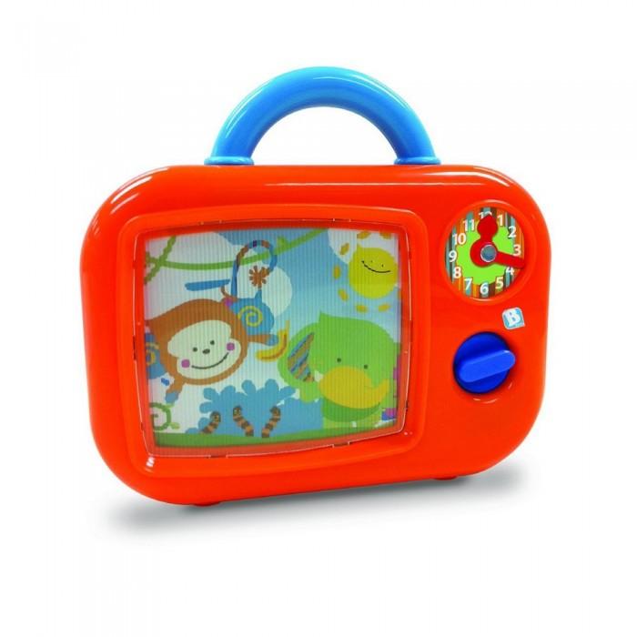 Развивающие игрушки B kids Телевизор белый цвет телевизор недорого