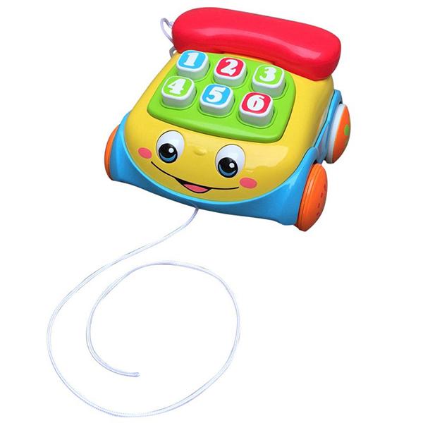 Каталки-игрушки Playgo Телефон каталки playgo каталка телефон