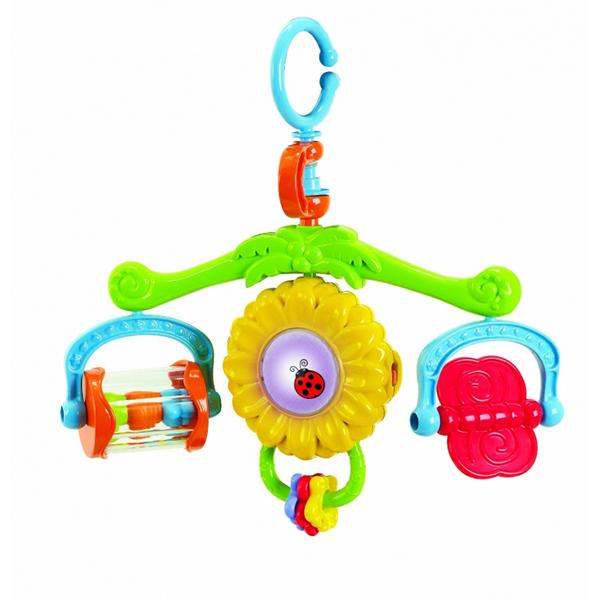 Подвесная игрушка Playgo Солнышко на коляску