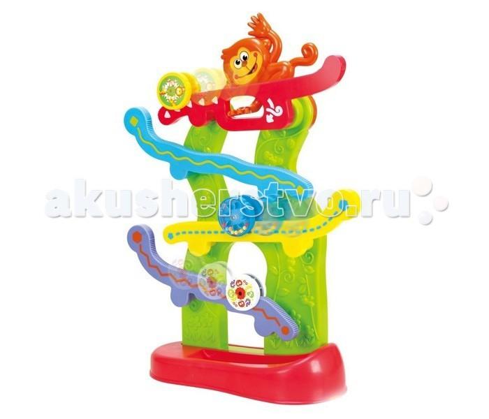 развивающие игрушки playgo боулинг Развивающие игрушки Playgo Лабиринт с обезьянкой