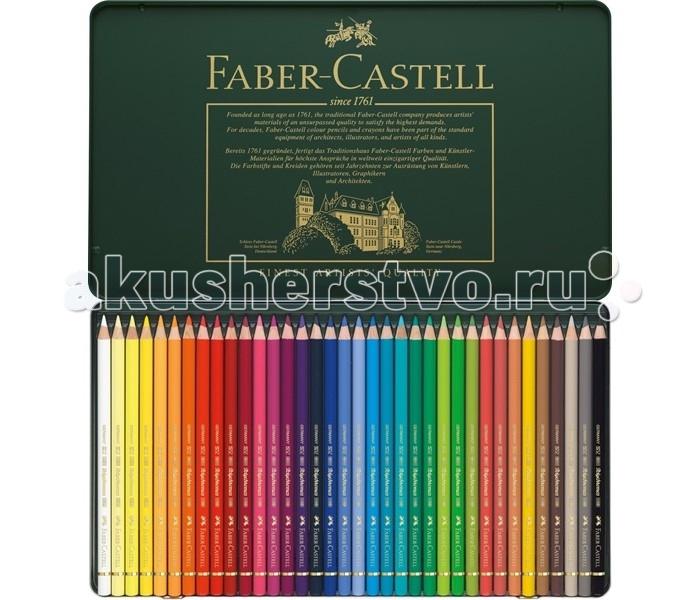 Faber-Castell Цветные карандаши Polychromos набор цветов 36 шт.