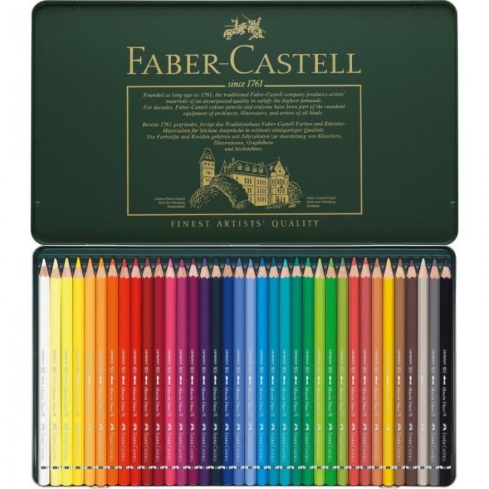Faber-Castell Акварельные карандаши Albrecht Durer 36 шт. в металлической коробке