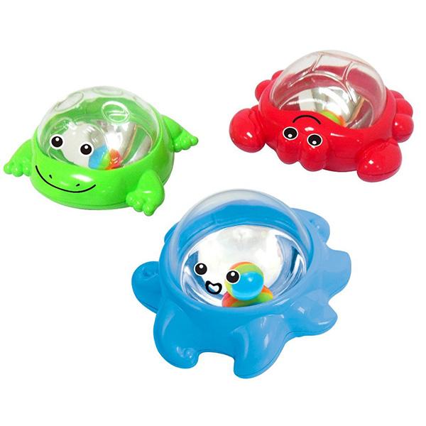 Игрушки для ванны Playgo Игрушки для ванной Мерцающие поплавки