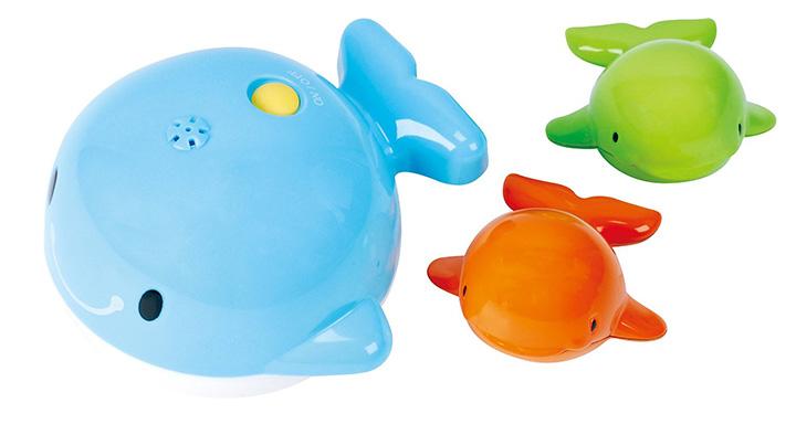 Игрушки для ванны Playgo Набор для ванной Киты игрушки для ванной alex игрушки для ванны джунгли