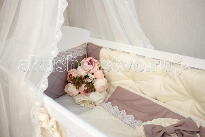 Постельные принадлежности , Комплекты в кроватку Mummys Hugs Perfect (7 предметов) арт: 368863 -  Комплекты в кроватку