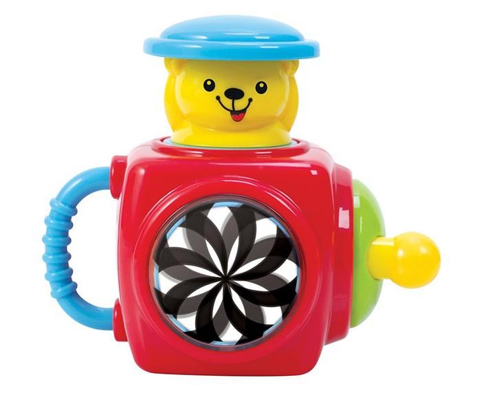 Развивающие игрушки Playgo Музыкальная шкатулка с мишкой jakos музыкальная шкатулка феи в листьях