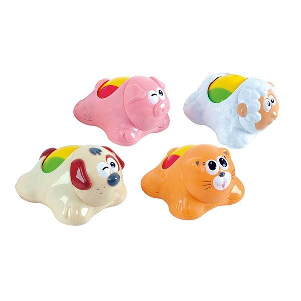 развивающие игрушки playgo боулинг Развивающие игрушки Playgo Животные - гонщики