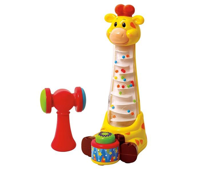 Развивающая игрушка Playgo Забавный жираф