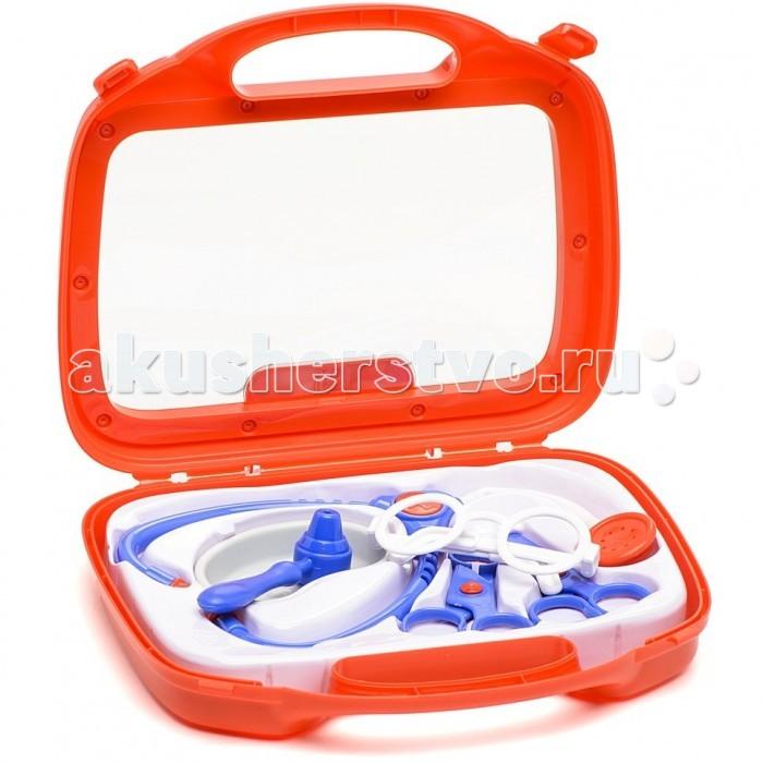 Ролевые игры Playgo Игровой набор доктора в чемоданчике ролевые игры hti набор доктора в чемоданчике smart