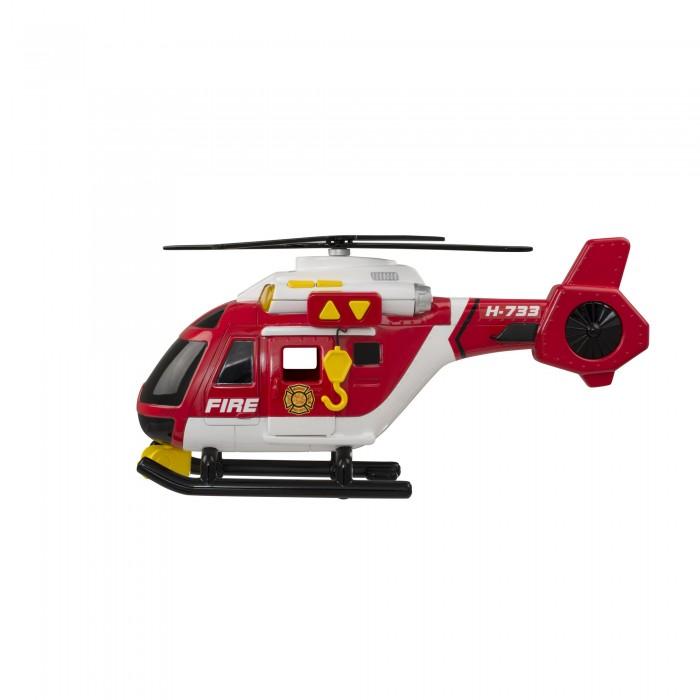 Вертолеты и самолеты HTI Пожарный вертолет Roadsterz машины hti машинка roadsterz самосвал бункеровоз