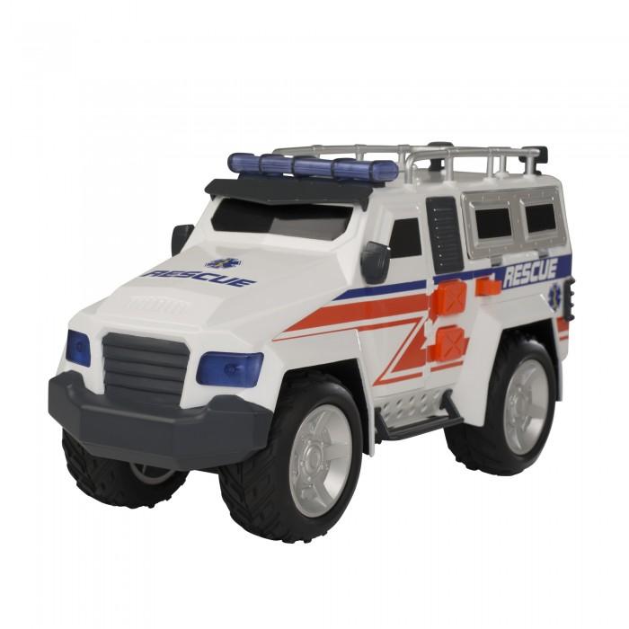 HTI Машинка Roadsterz Внедорожник скорой помощи 4х4 фото