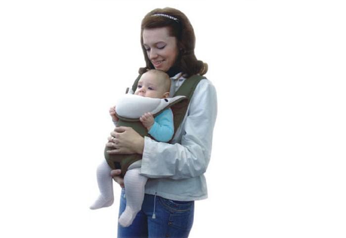 Рюкзак-кенгуру Little People Okapy фото