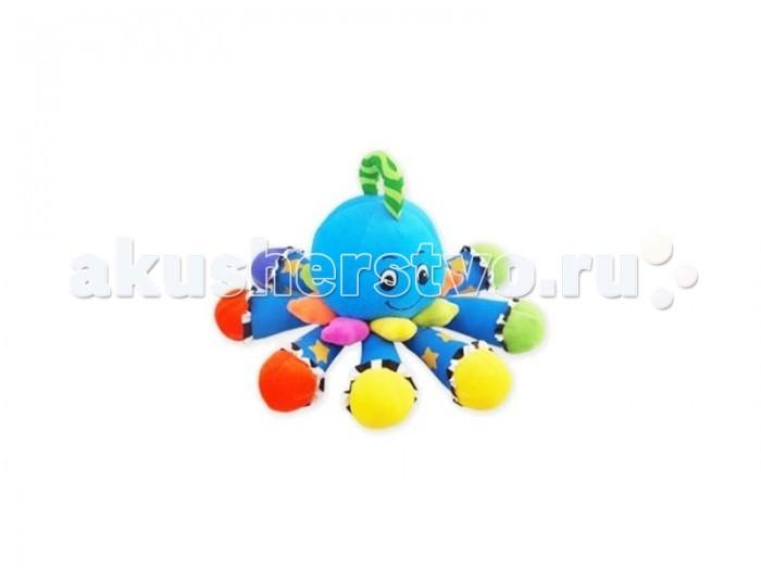 Развивающие игрушки Baby Mix Осьминог музыкальный развивающие игрушки spiegelburg пирамидка baby gluck