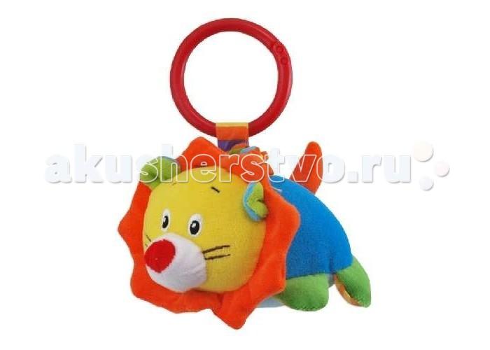 Подвесная игрушка Baby Mix Лев с вибрацией