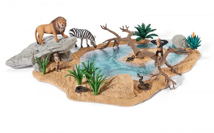 Schleich Игровой набор Водопой