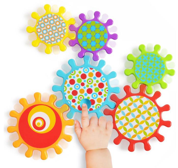 Развивающие игрушки Happy Baby Набор Mechanix сортер happy baby mechanix train 330903 4690624024979