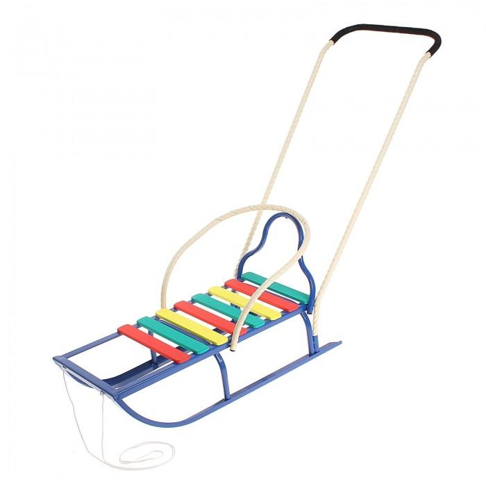 Купить Санки Санки Вятские-4 с ручкой в интернет магазине. Цены, фото, описания, характеристики, отзывы, обзоры
