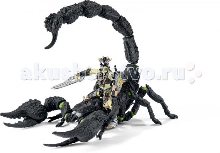 Игровые фигурки Schleich Фигурка Всадник скорпиона время скорпиона