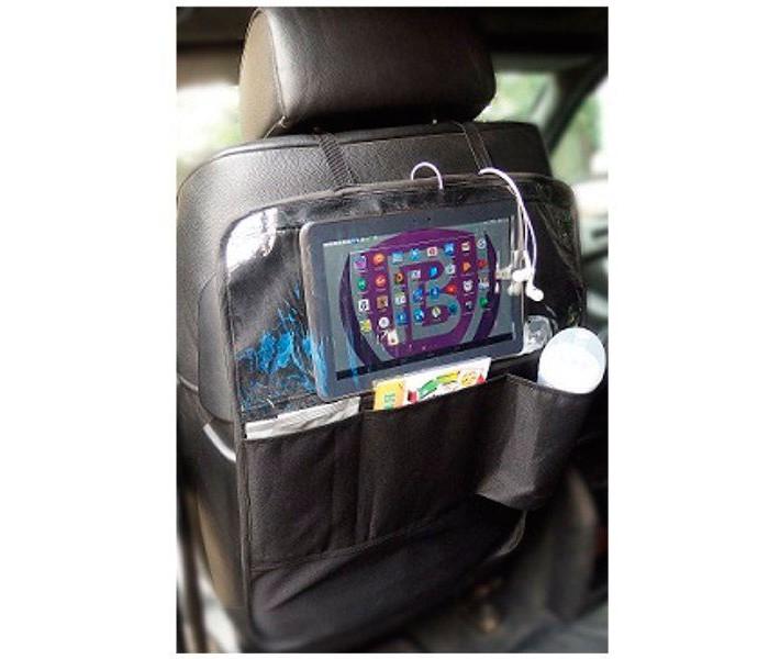 Аксессуары для автомобиля ProtectionBaby Защита-органайзер для планшета аксессуары для автомобиля uviton органайзер на спинку переднего сиденья алфавит