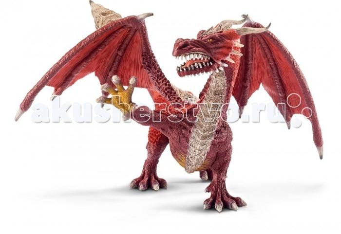 Игровые фигурки Schleich Игровая фигурка Дракон Воин игрушка schleich фигурка андалузская кобыла
